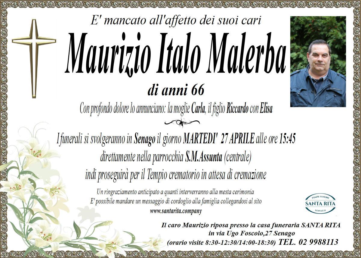 MAURIZIO ITALO MALERBA