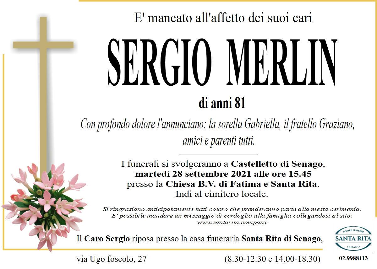 SERGIO MERLIN