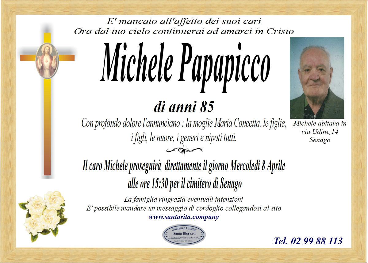 MICHELE PAPAPICCO