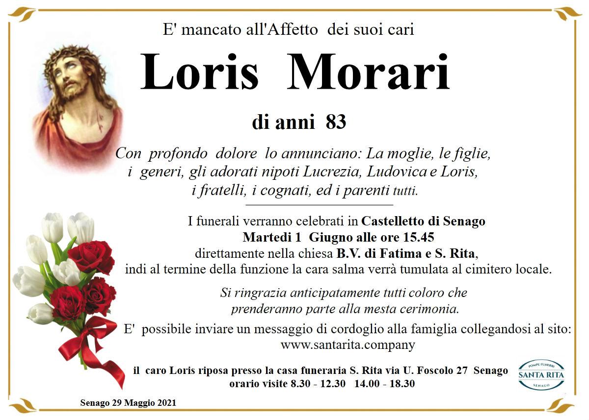 Loris Morari