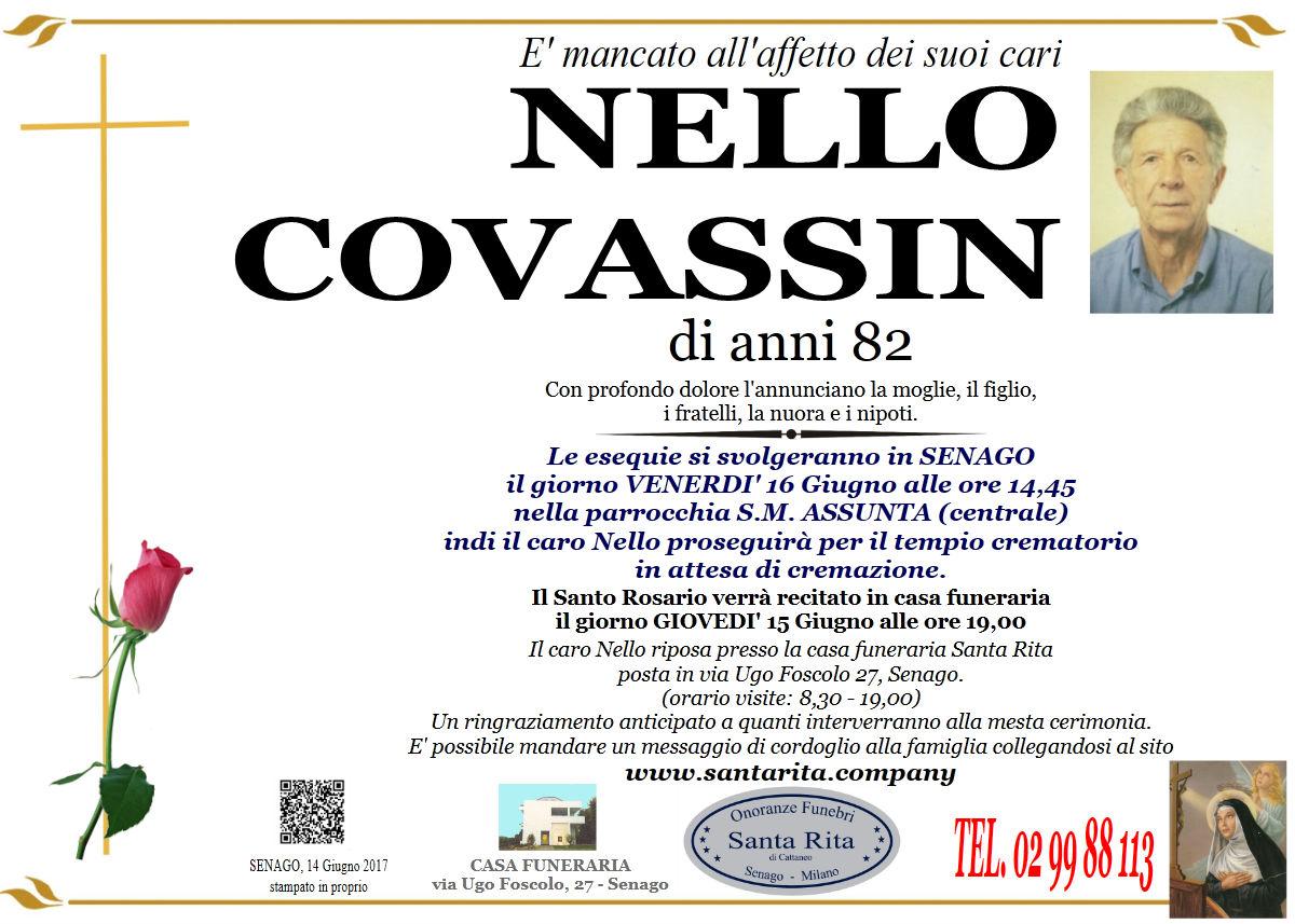 Nello Covassin
