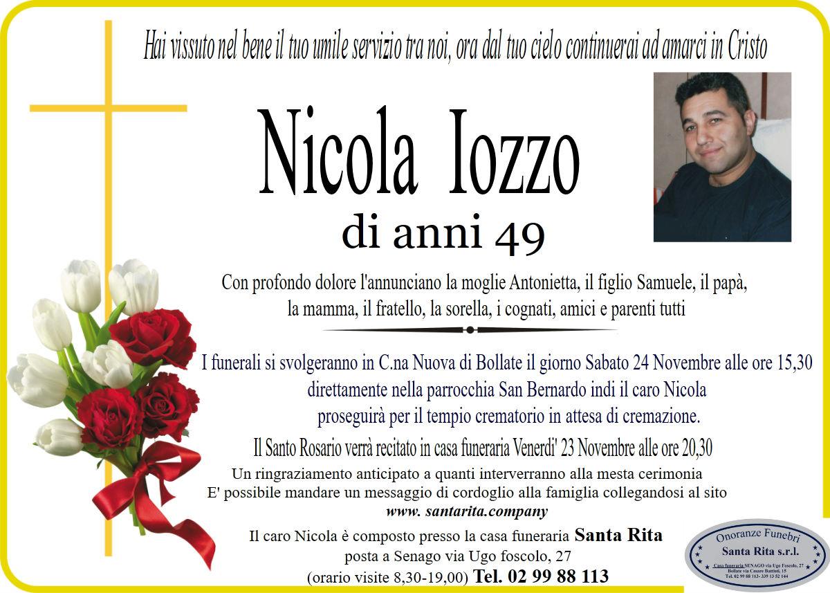 Nicola Iozzo