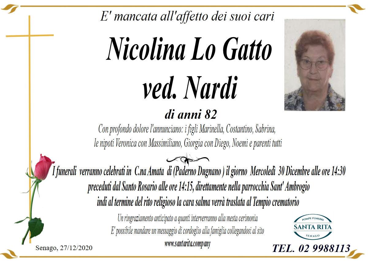 NICOLINA LO GATTO