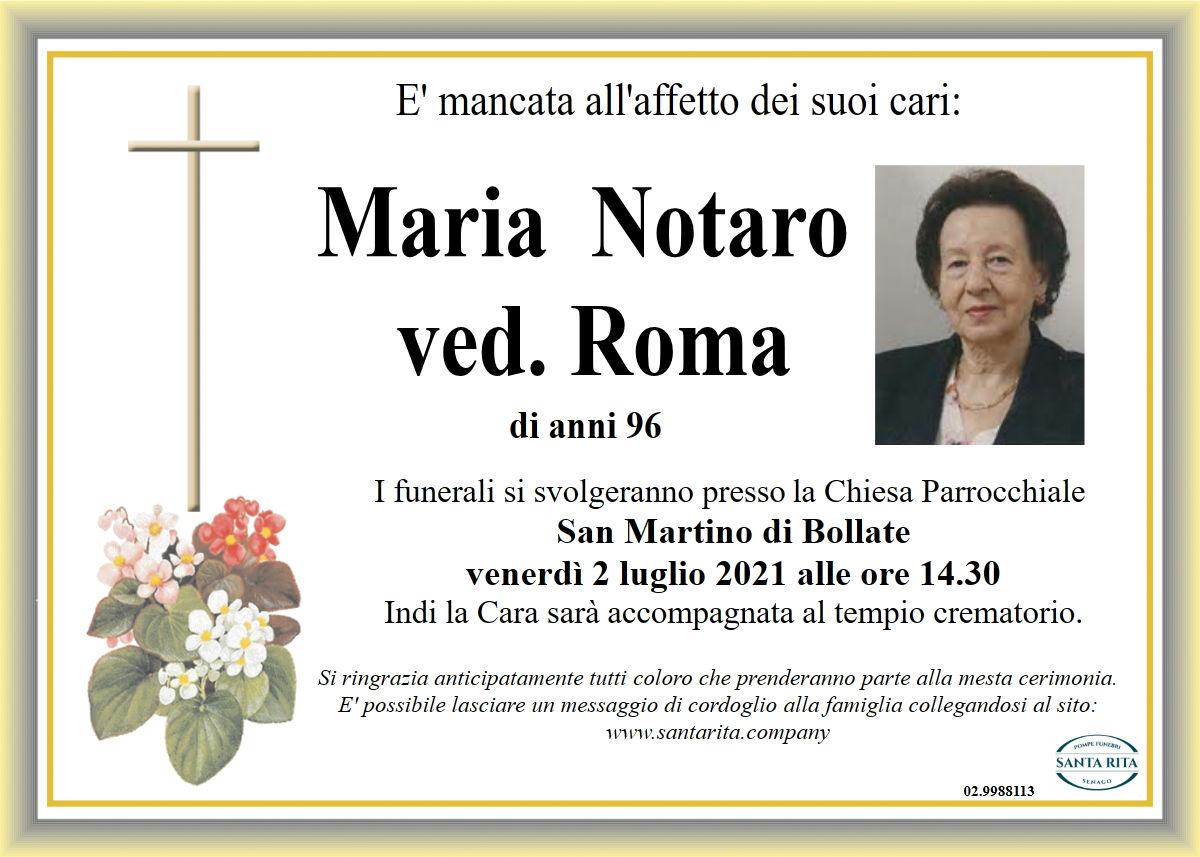 Maria Notaro