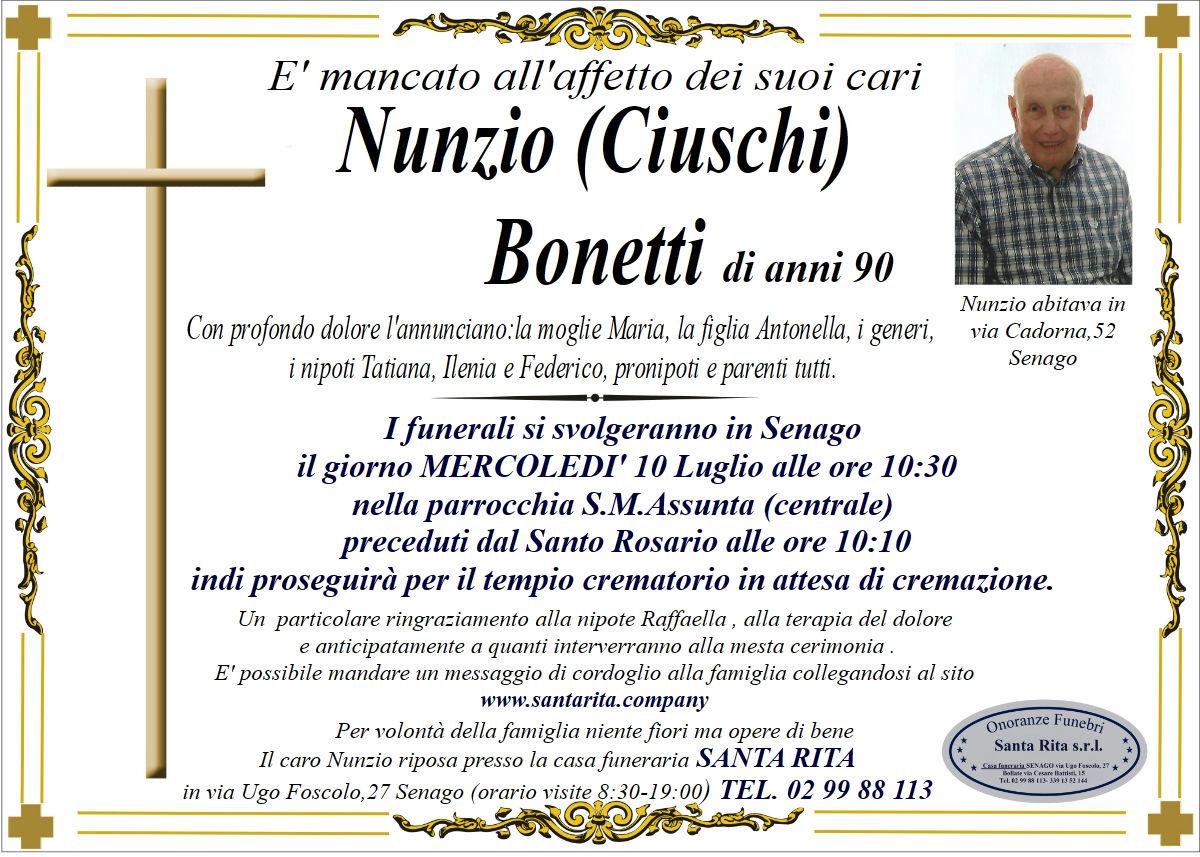 Nunzio Bonetti