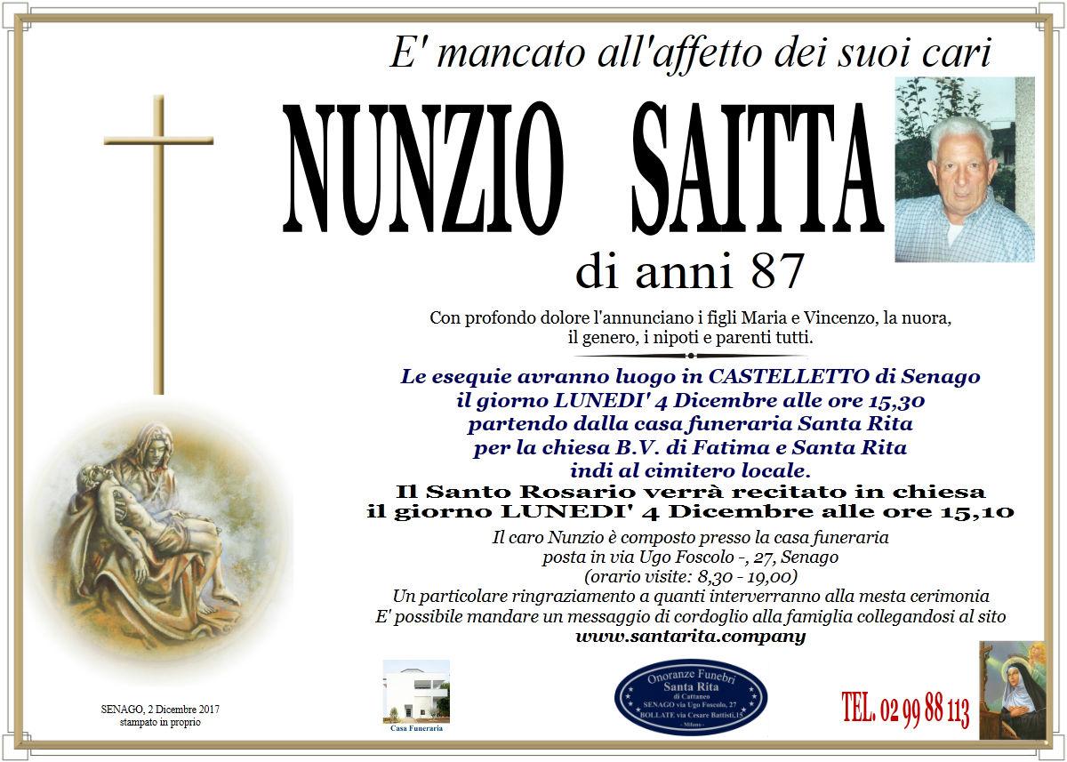 Nunzio Saitta