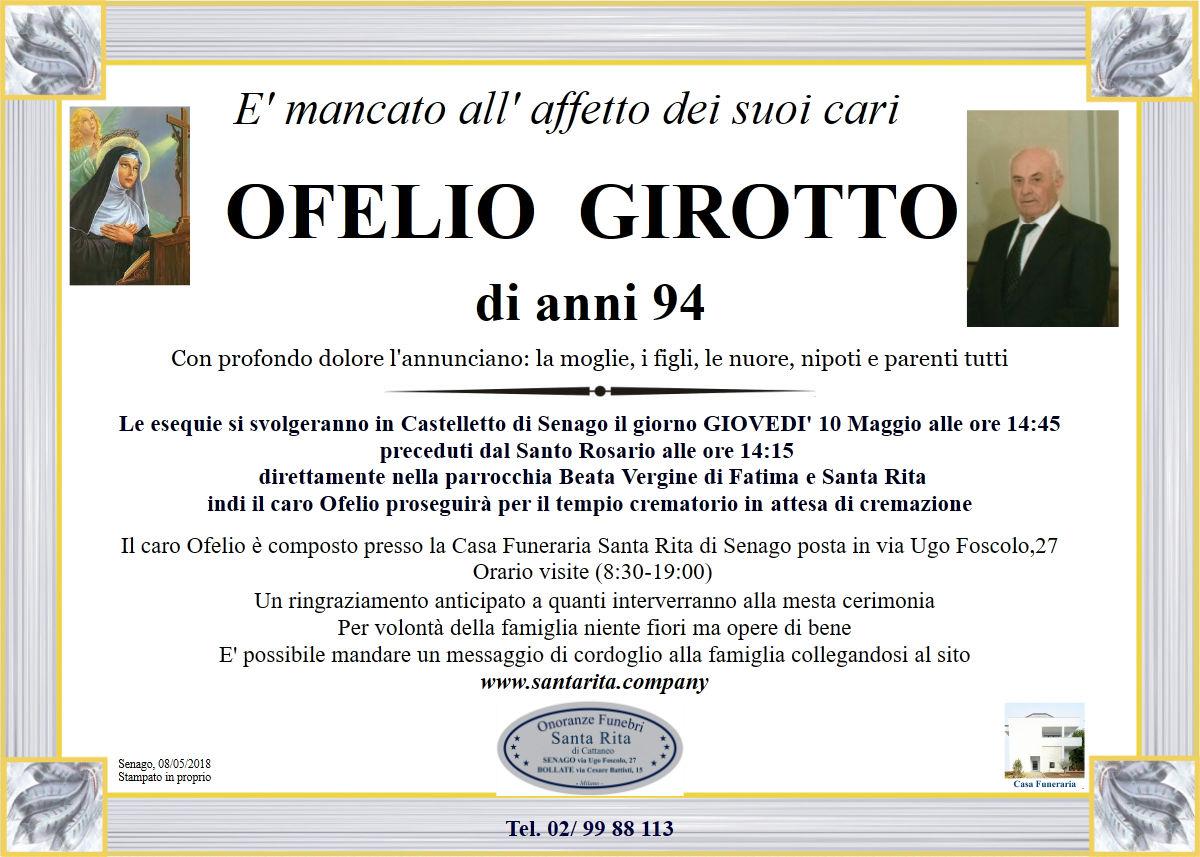 Ofelio Girotto
