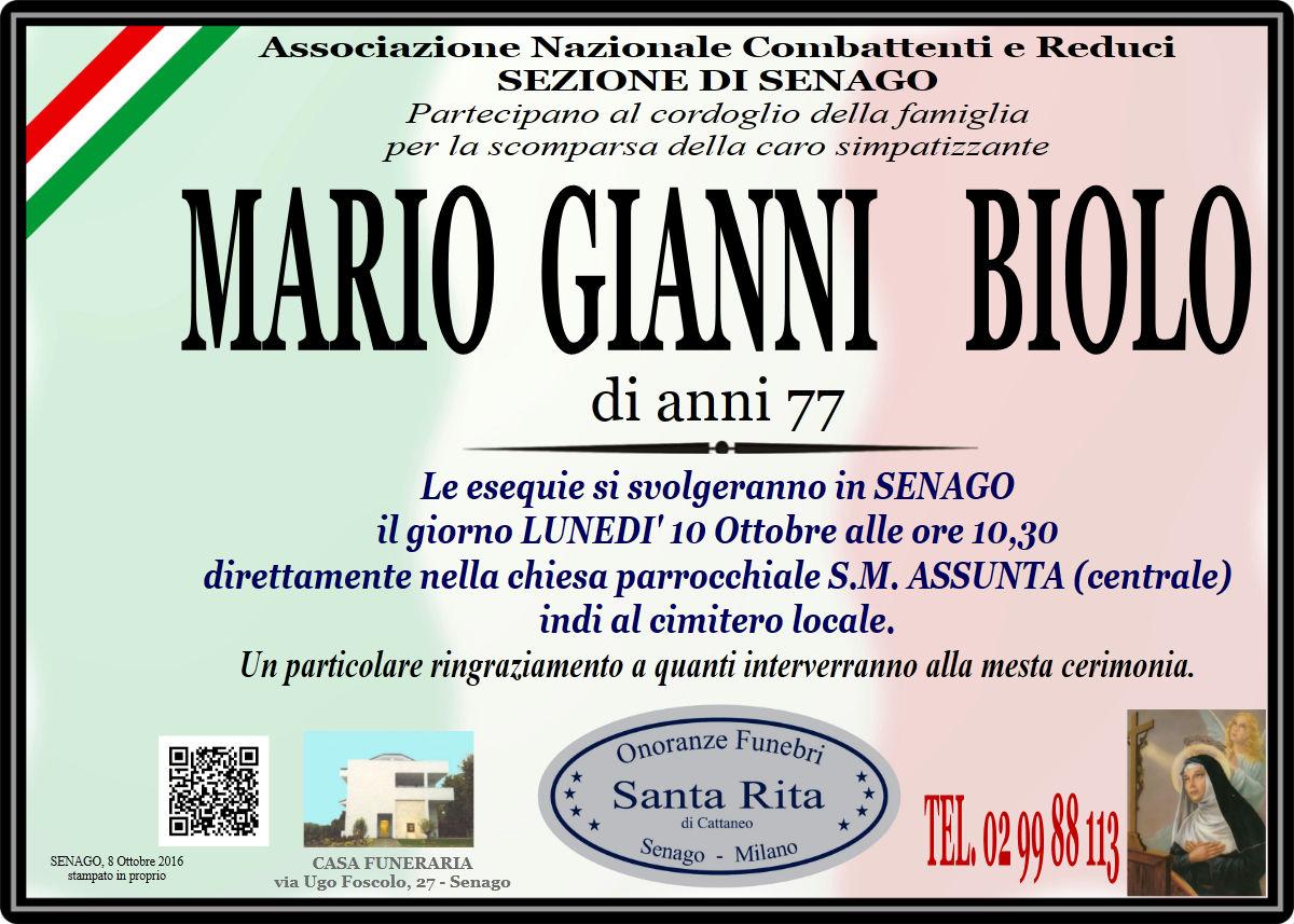Mario Gianni