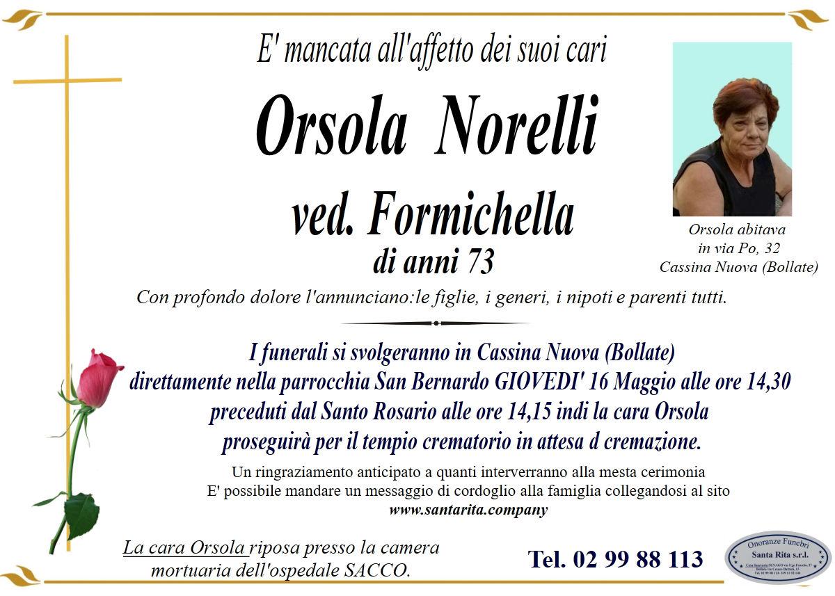 ORSOLA NORELLI