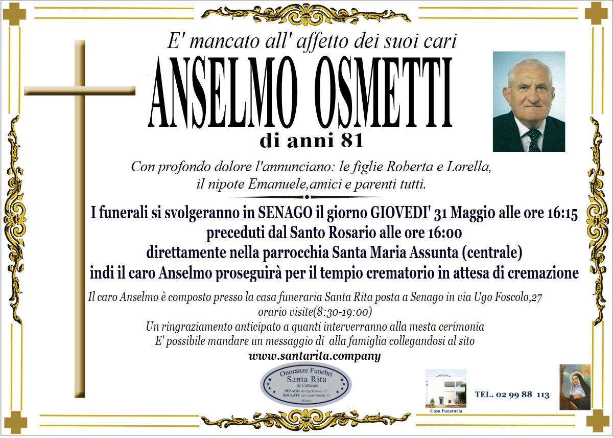 Anselmo Osmetti