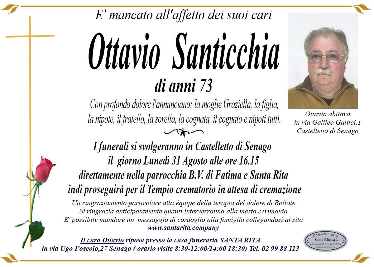 OTTAVIO SANTICCHIA