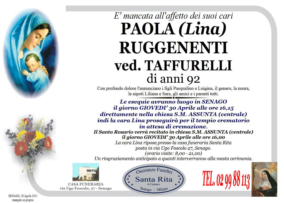 Paola Ruggenenti