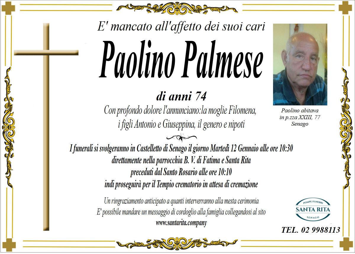 PAOLINO PALMESE