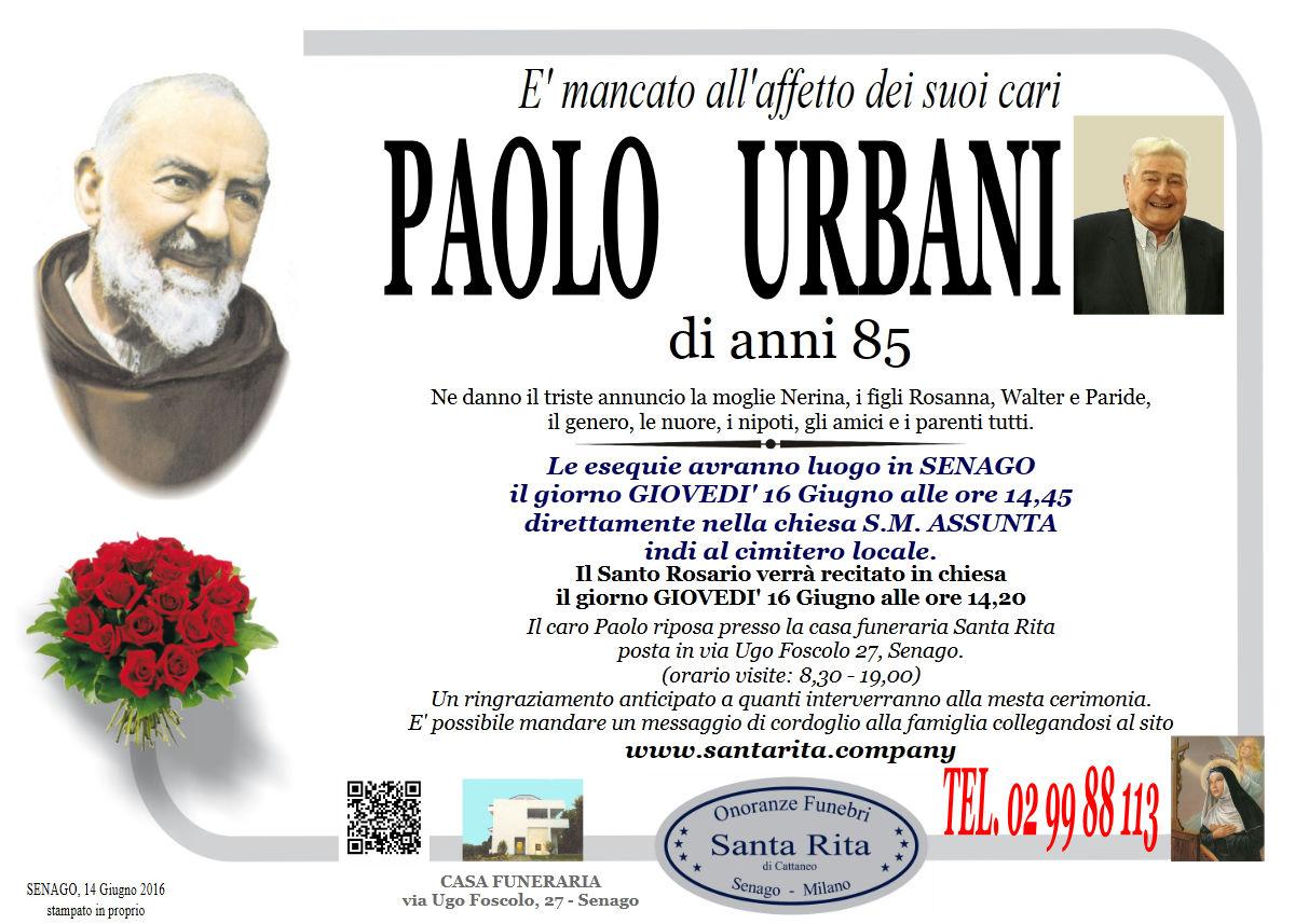 Paolo Urbani