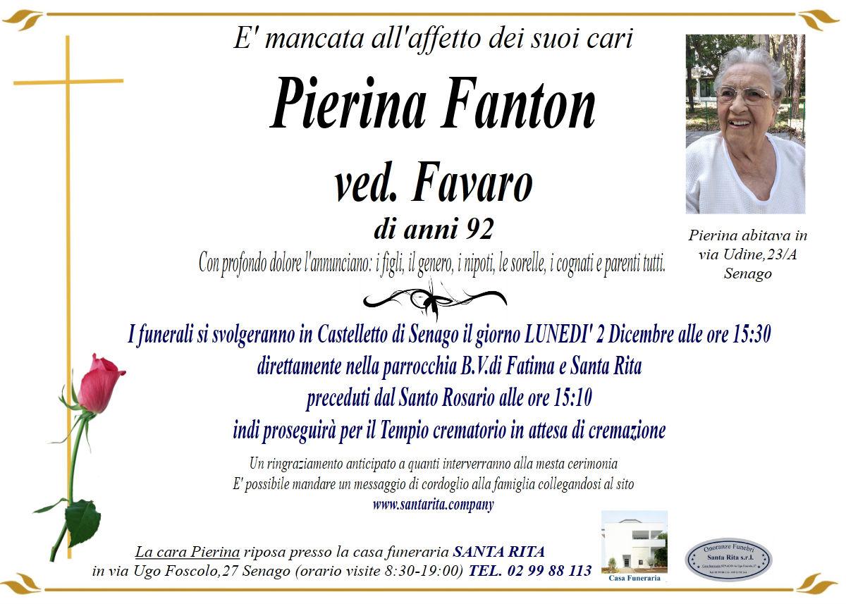 PIERINA FANTON