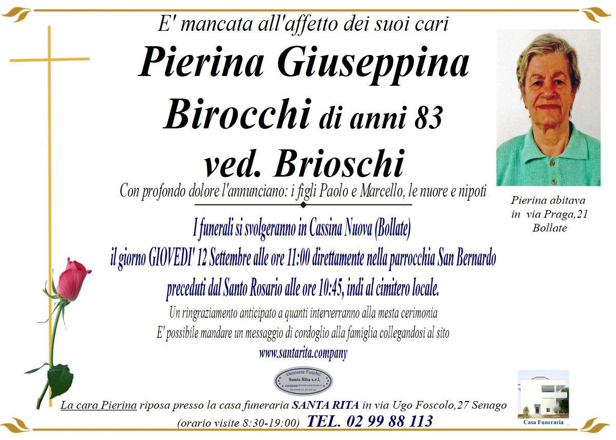 PIERINA GIUSEPPINA BIROCCHI