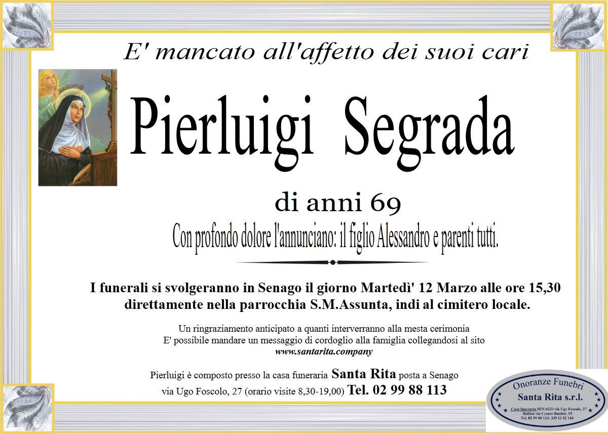 PIERLUIGI SEGRADA