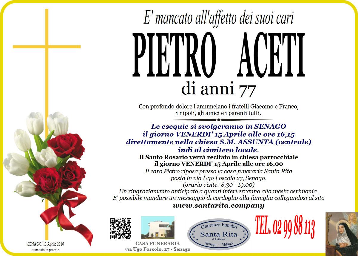 Pietro Aceti