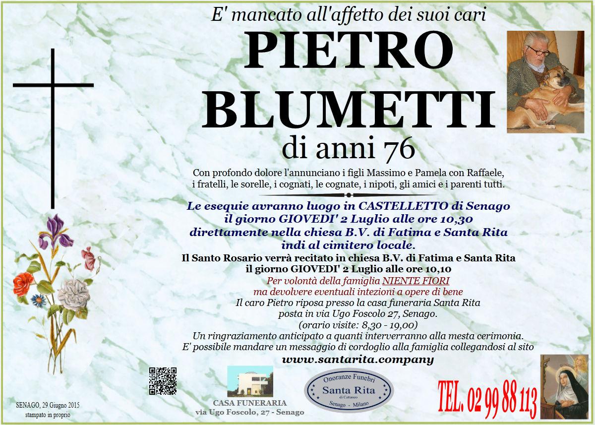 Pietro Blumetti