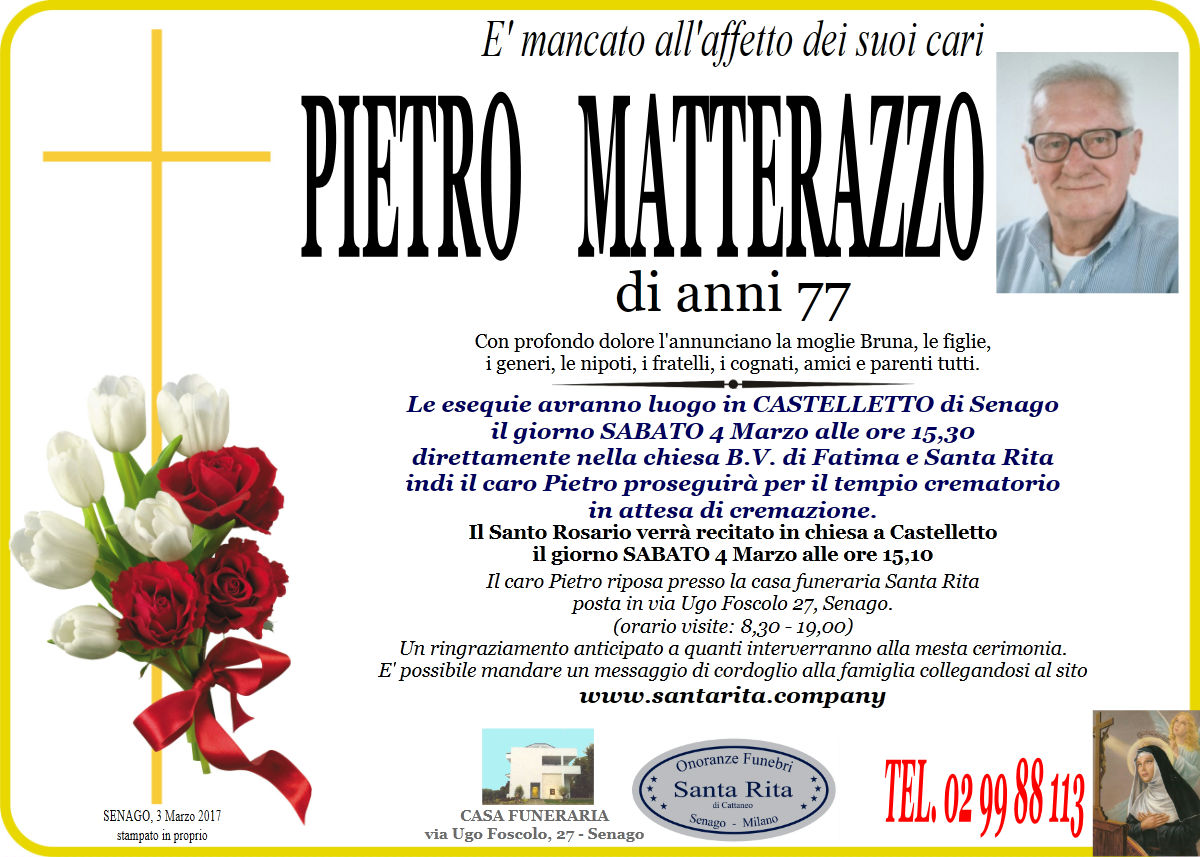 Pietro Matterazzo