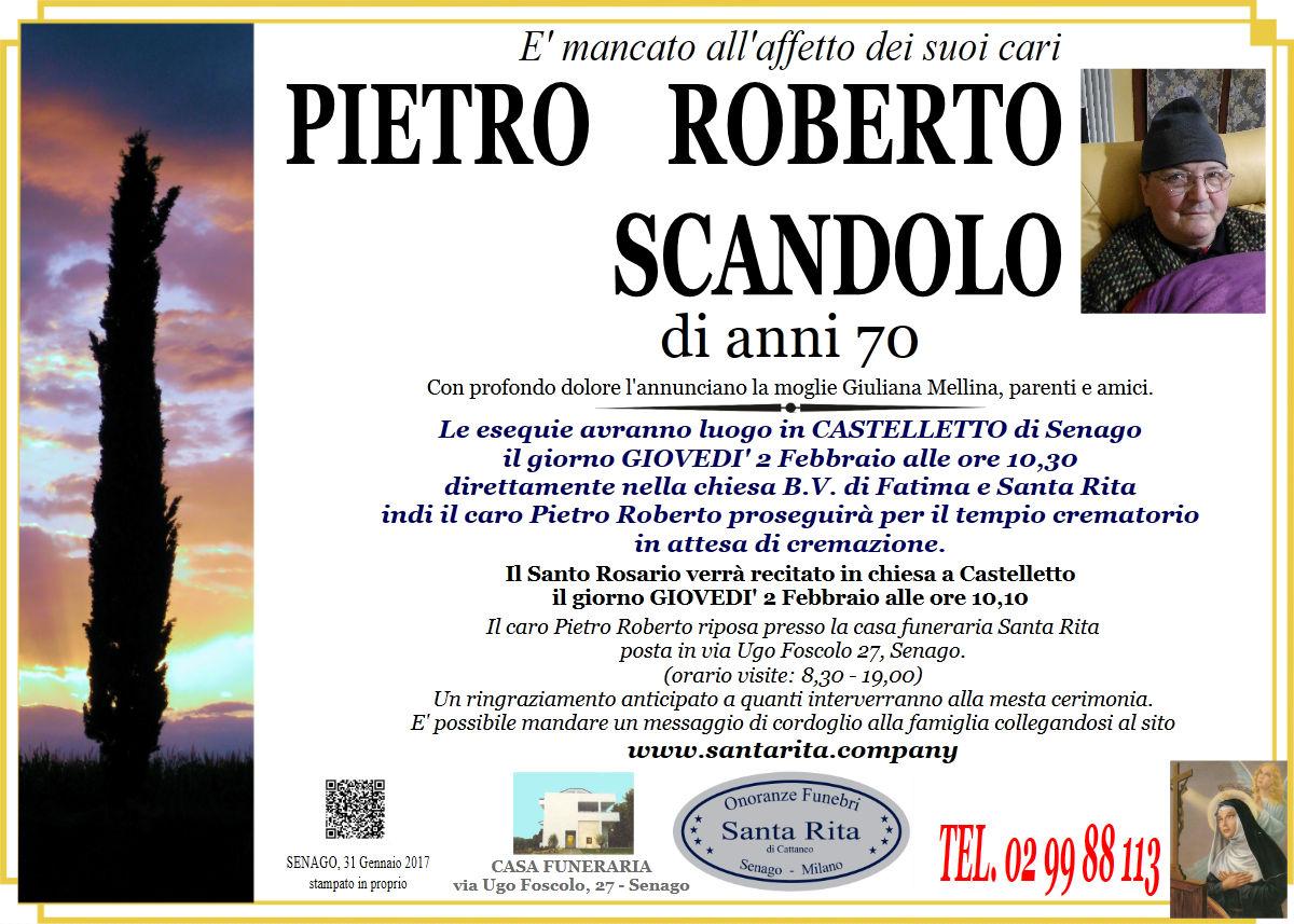 Pietro Roberto Scandolo