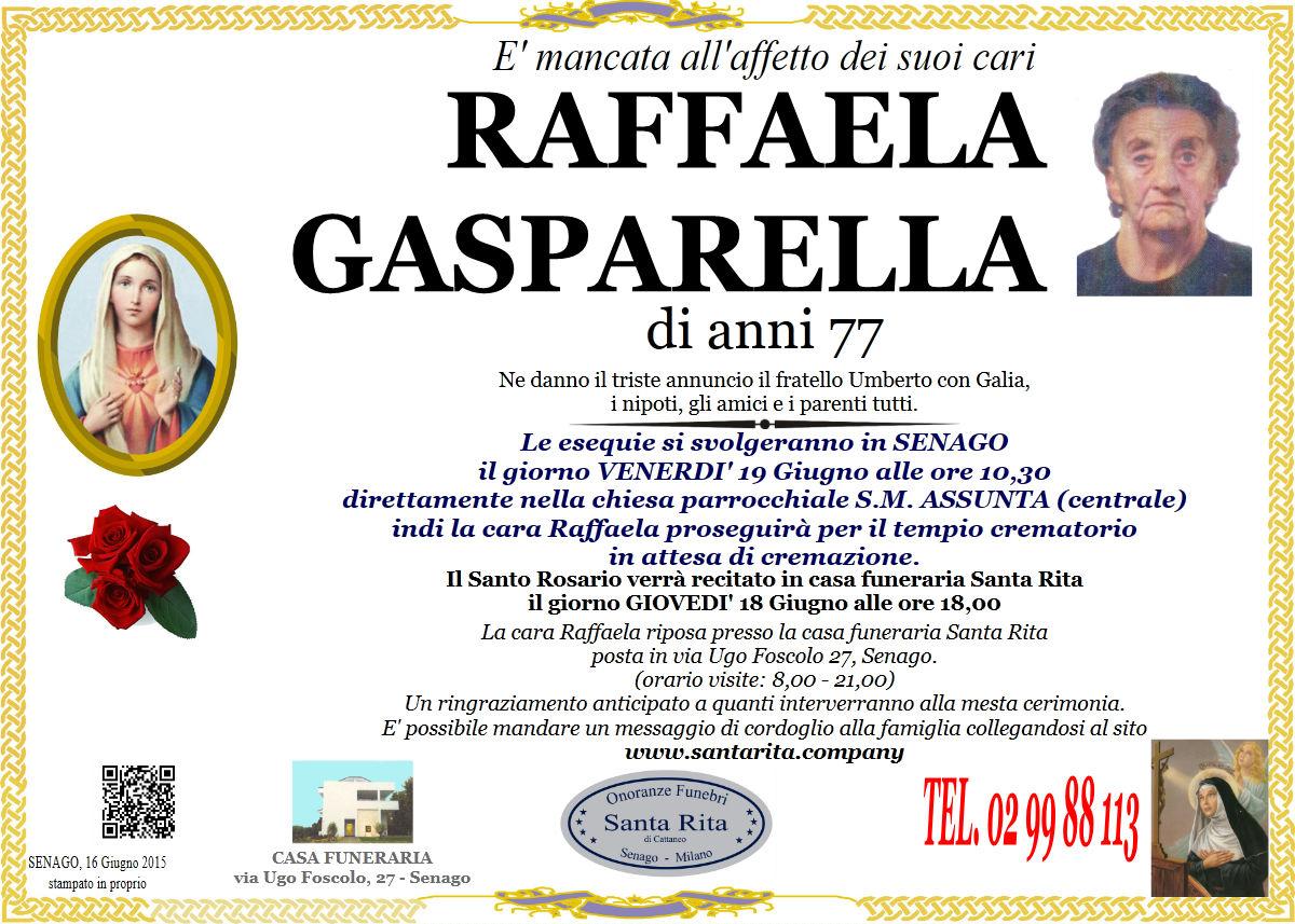 Raffaela Gasparella