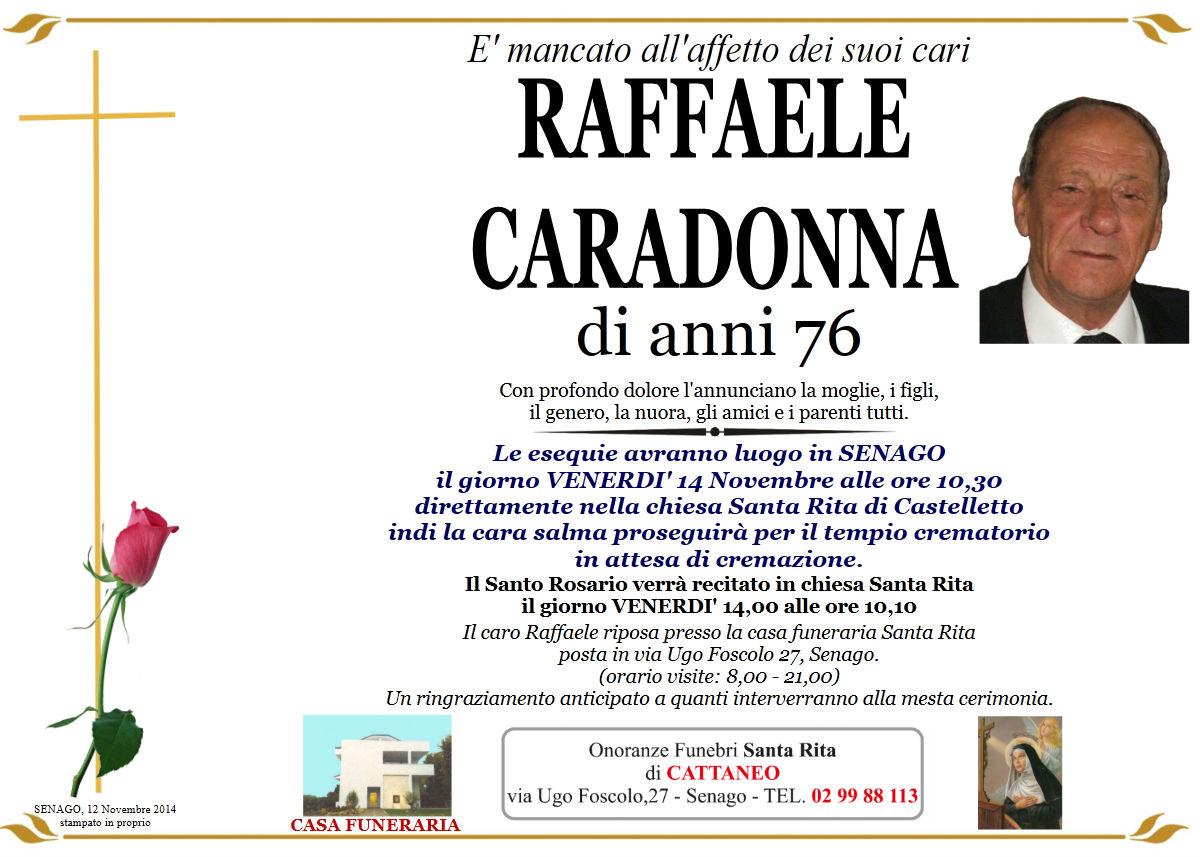Raffaele Caradonna