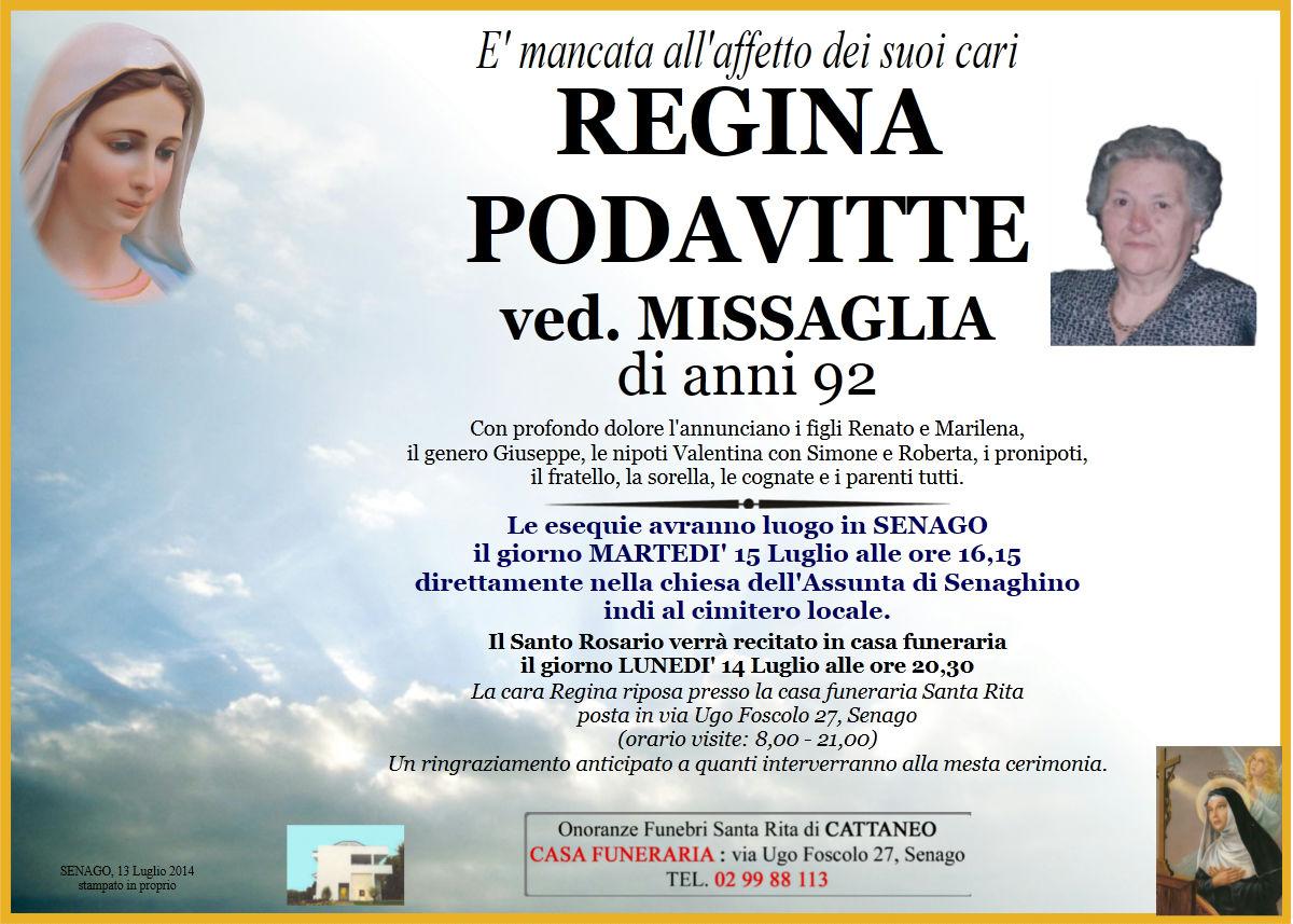 Regina Podavitte