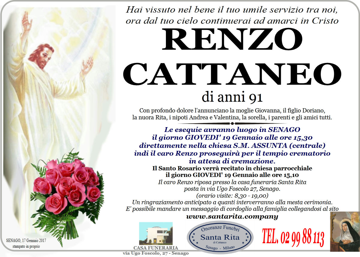Renzo Cattaneo
