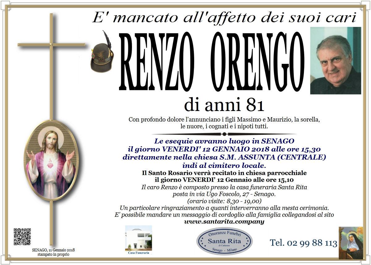Renzo Orengo