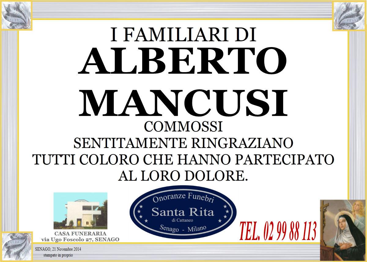 Alberto Mancusi