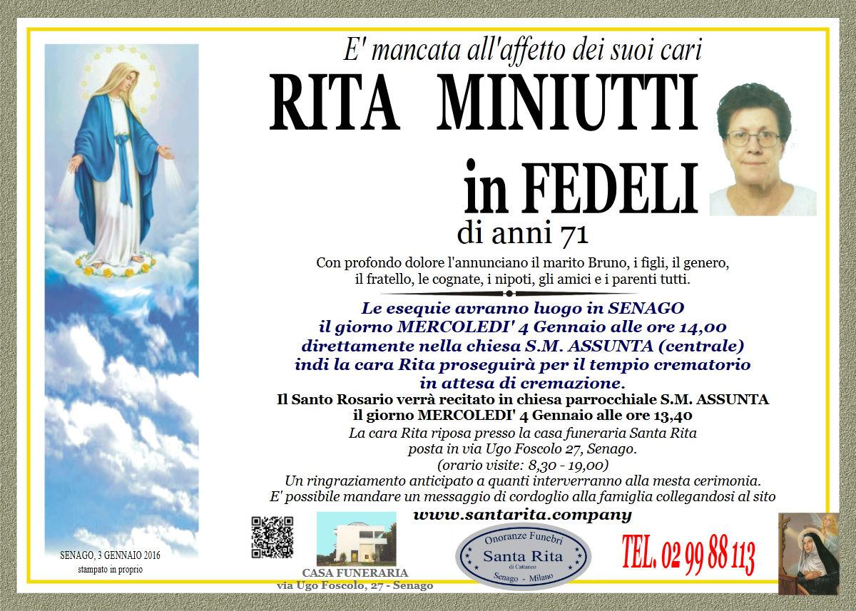Rita Miniutti