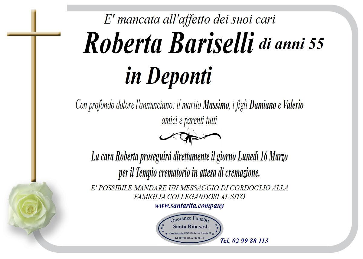 ROBERTA BARISELLI