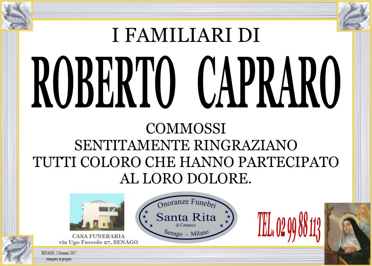 Roberto Capraro