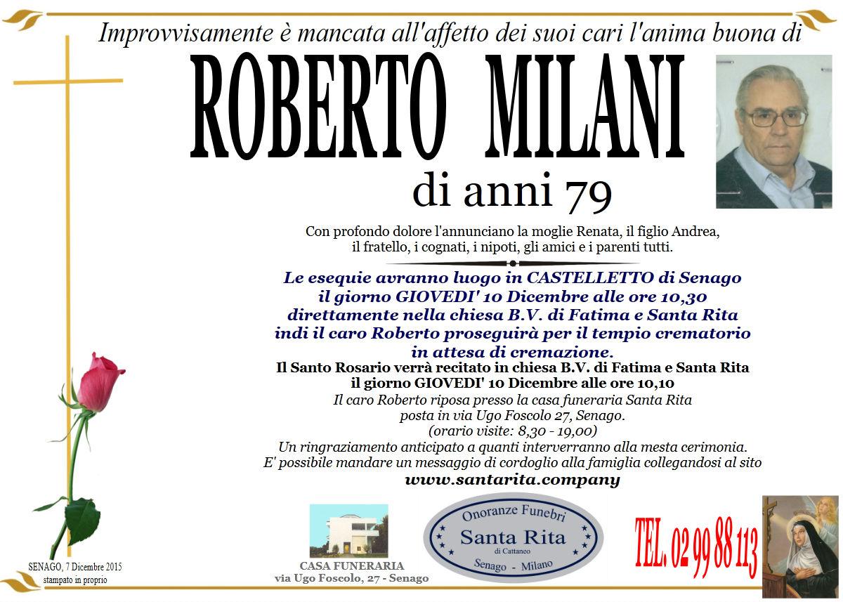Roberto Milani