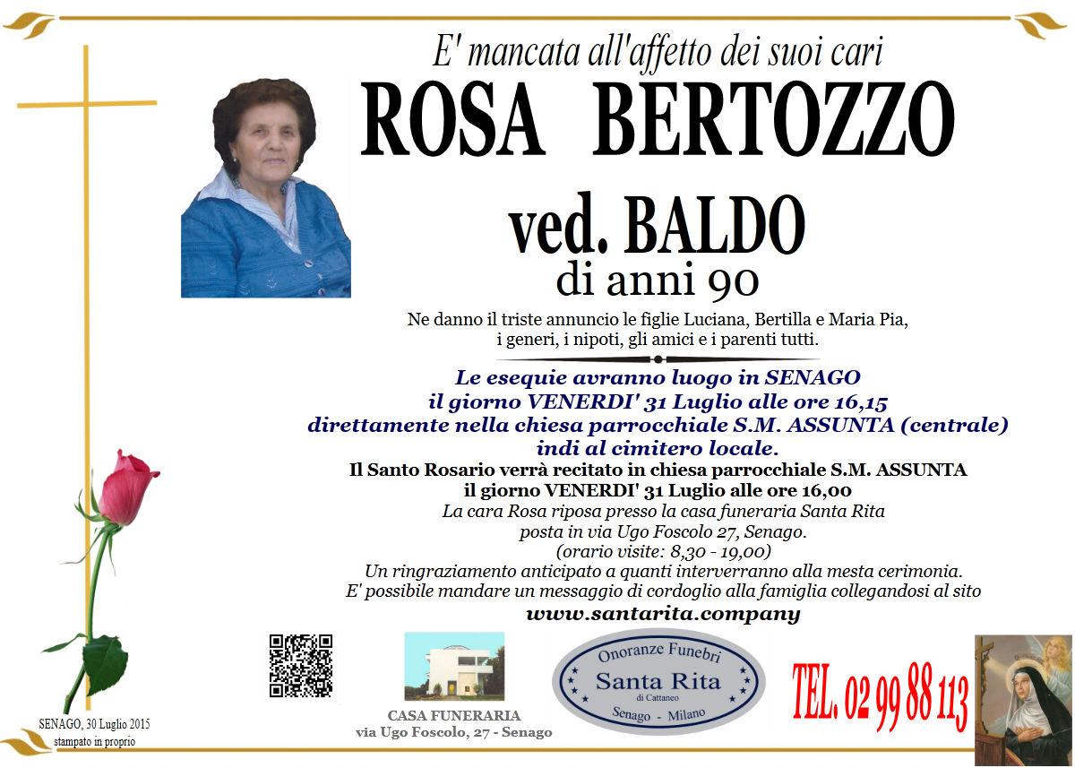 Rosa Bertozzo