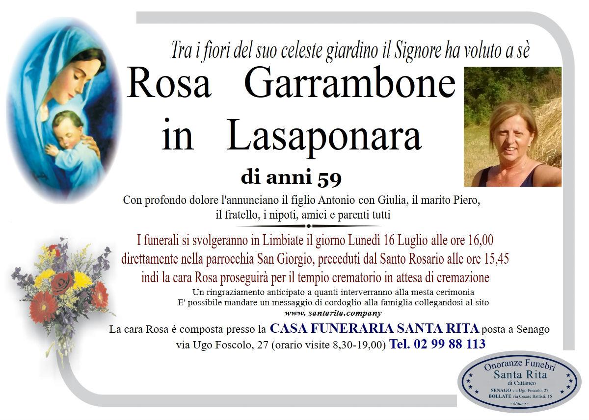Rosa Garrambone