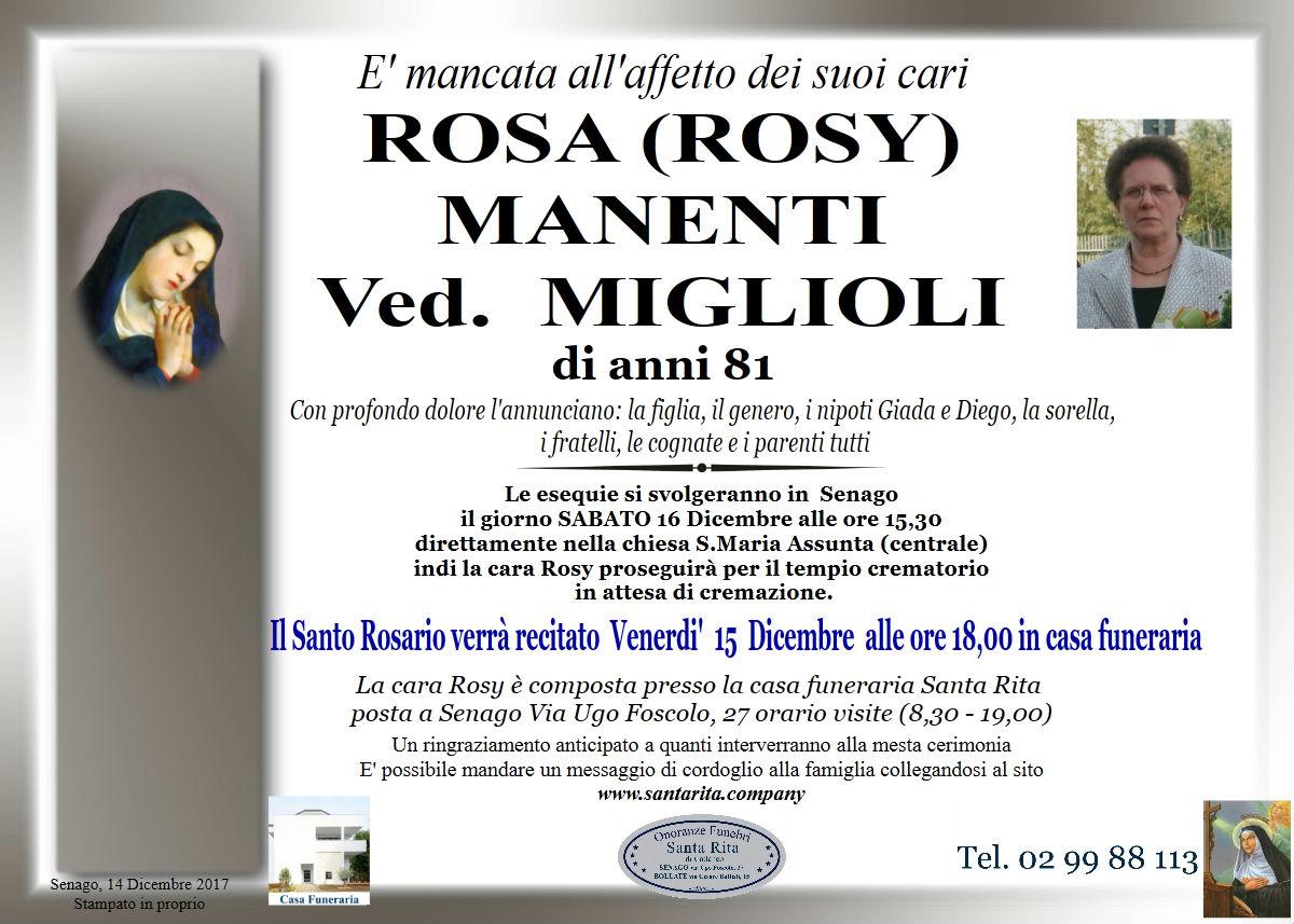 Rosa Manenti