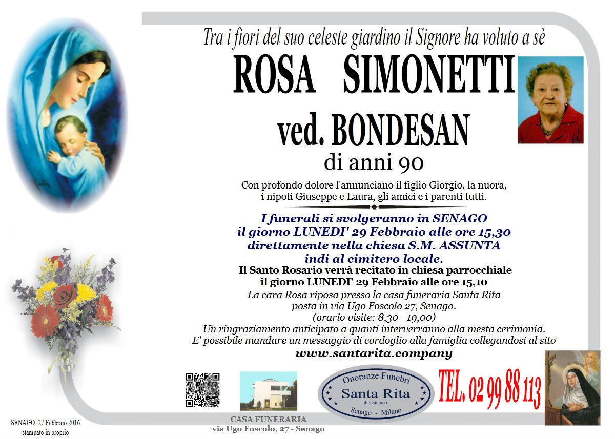 Rosa Simonetti