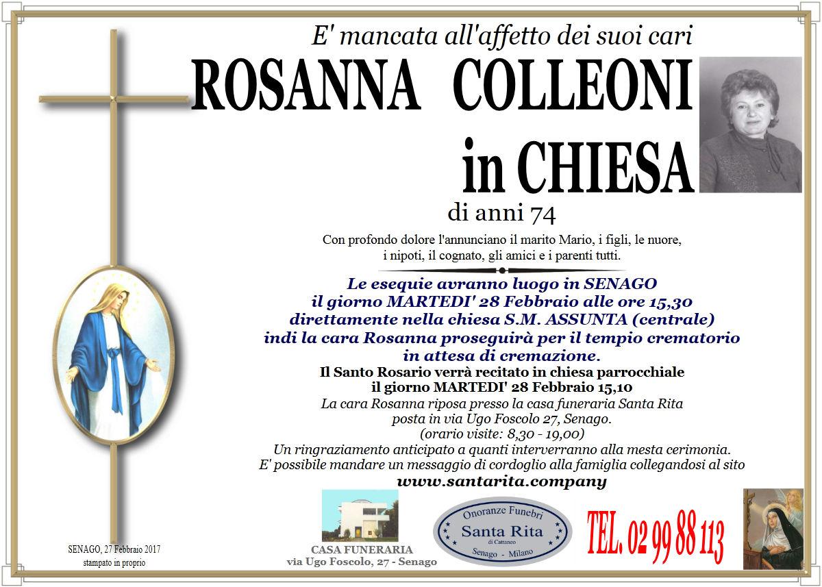 Rosanna Colleoni