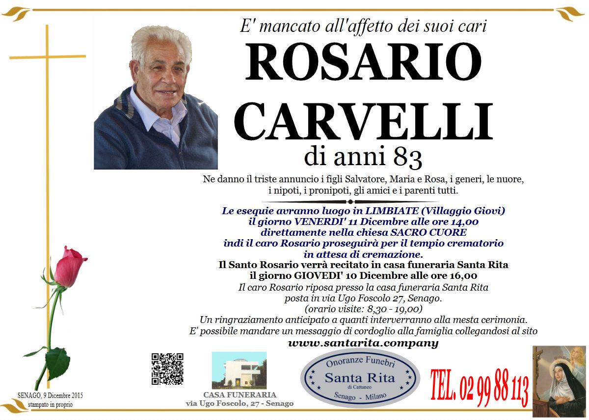 Rosario Carvelli