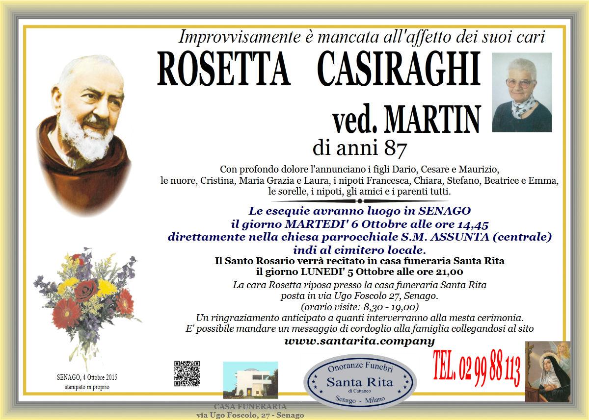 Rosetta Casiraghi