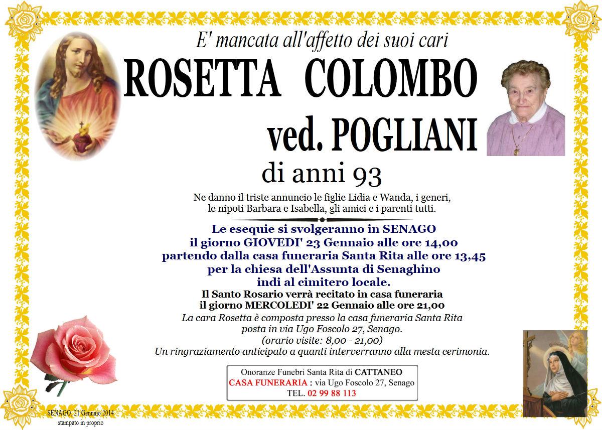 Rosetta Colombo