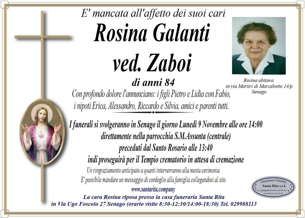 ROSINA GALANTI