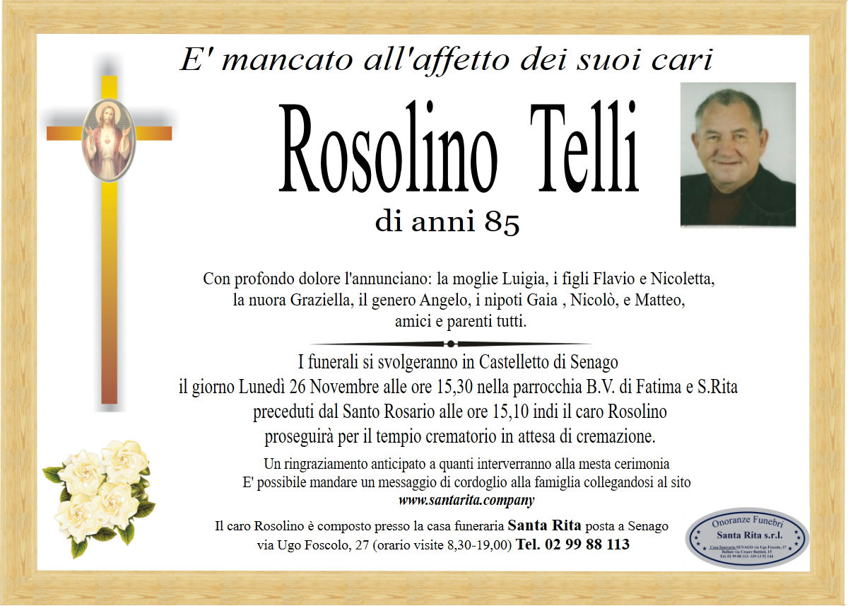 Rosolino Telli