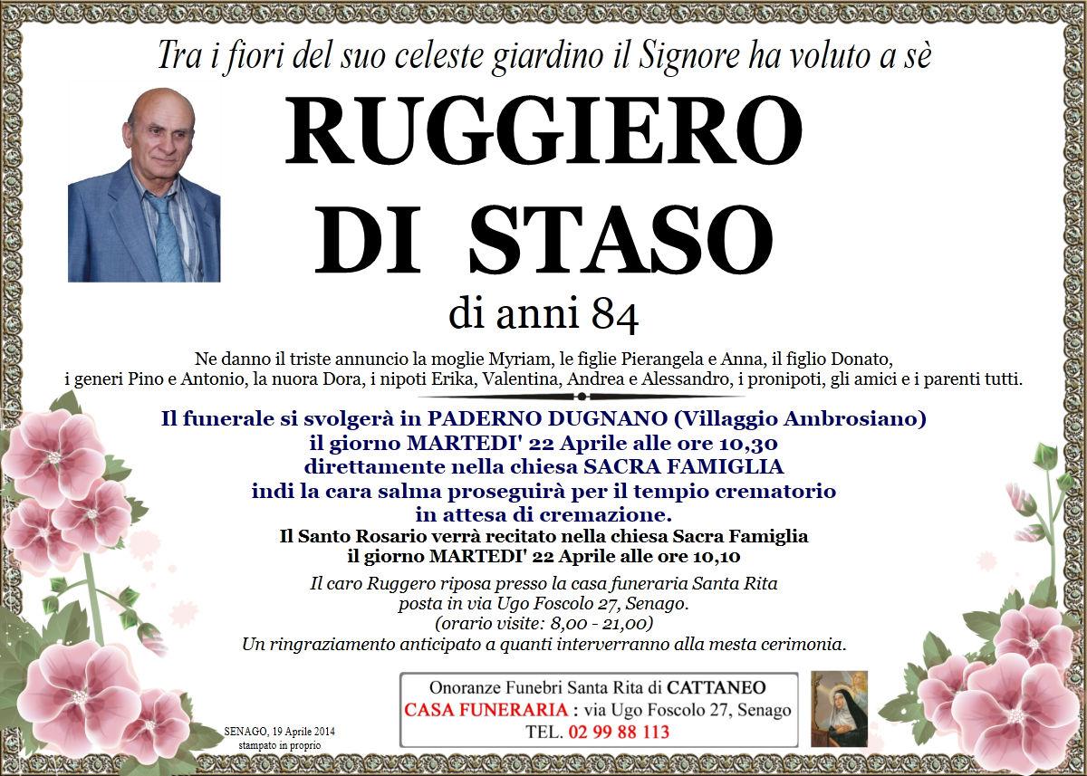 Ruggiero Di Staso