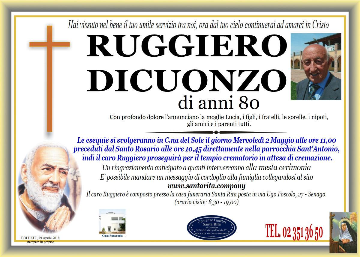 Ruggiero Dicuonzo