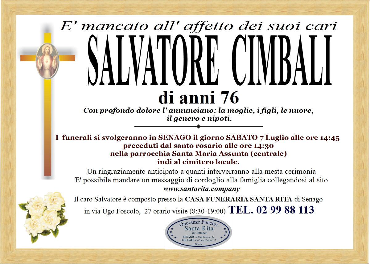 Salvatore Cimbali