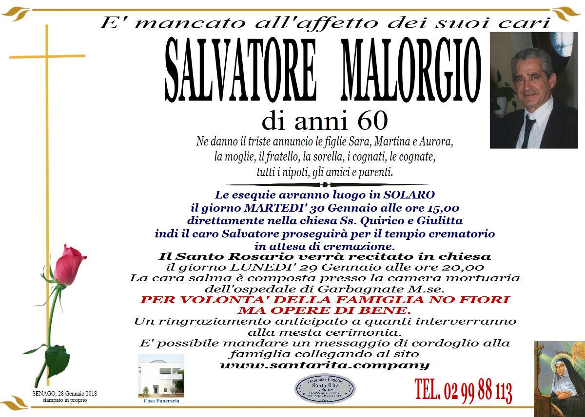 Salvatore Malorgio