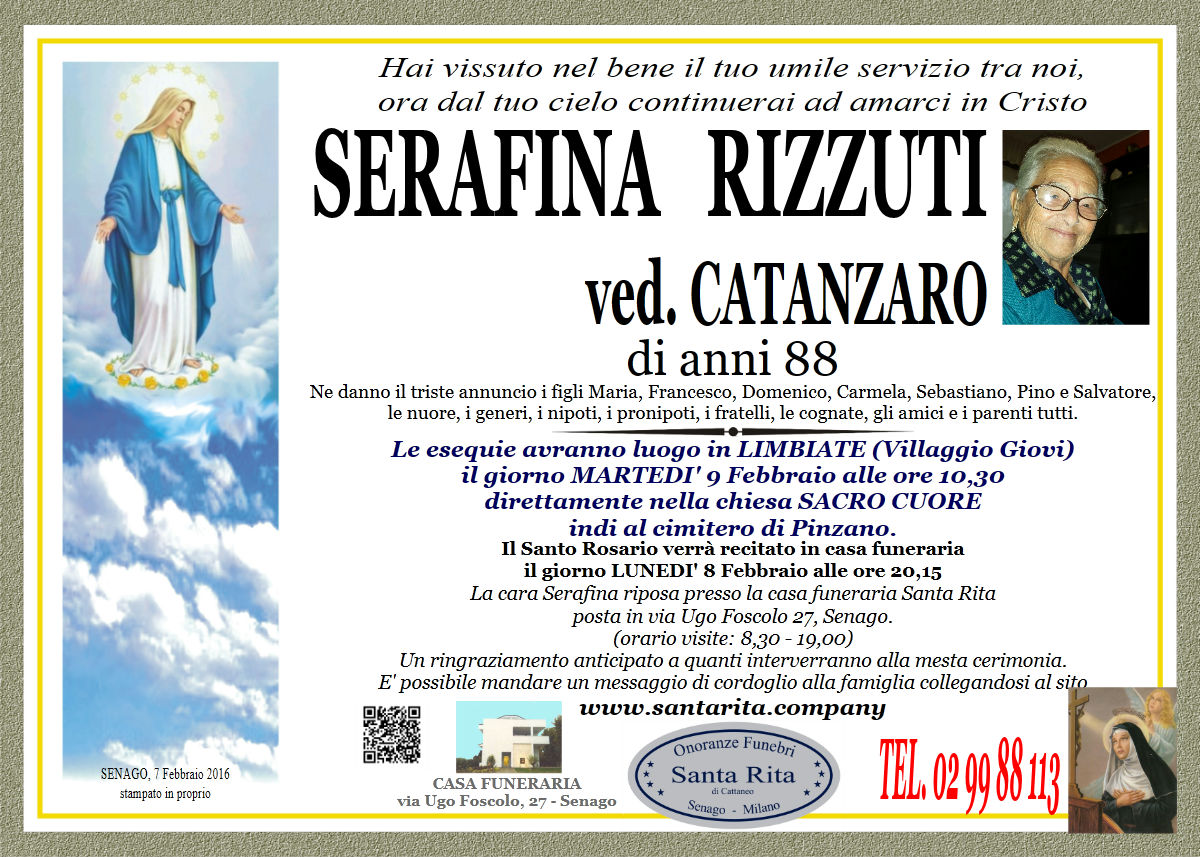 Serafina Rizzuti